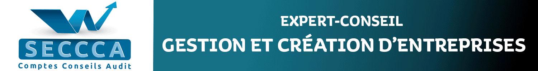 Cabinet SECCCA : expert comptable, expert-conseil en création d'entreprises