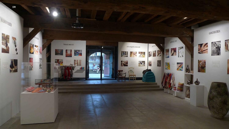 Poterie Goicoechea Saint Jean De Luz exposition de pièces d'exception au musée basque de bayonne