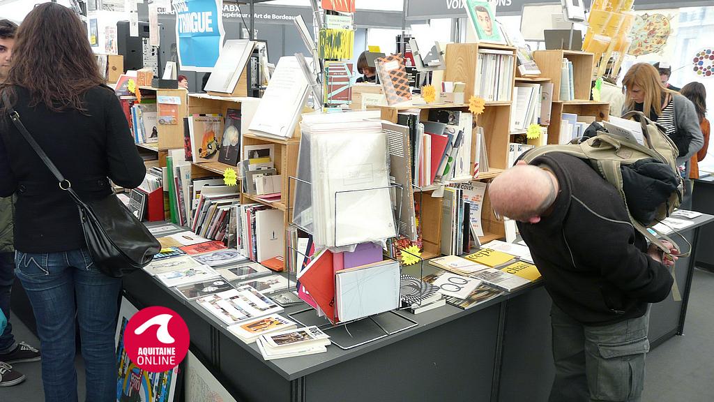 Salon Du Livre Bordeaux