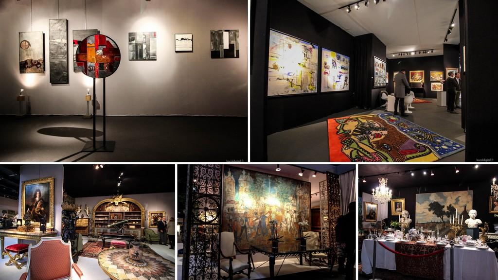 Salon Des Antiquaires Bordeaux