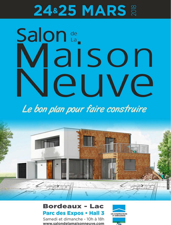 Salon de la maison neuve bordeaux 2017 ventana blog for Salon maison neuve bordeaux